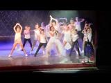 Shatter me (Шоу-балет