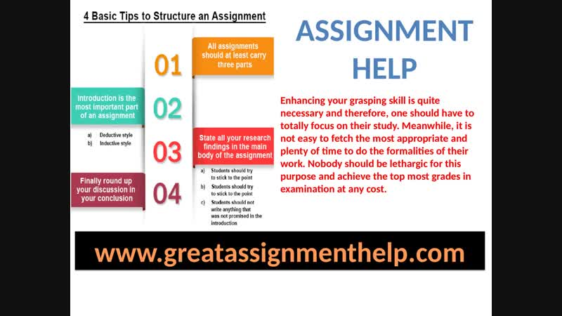 Get the assignment help for obtaining high grades