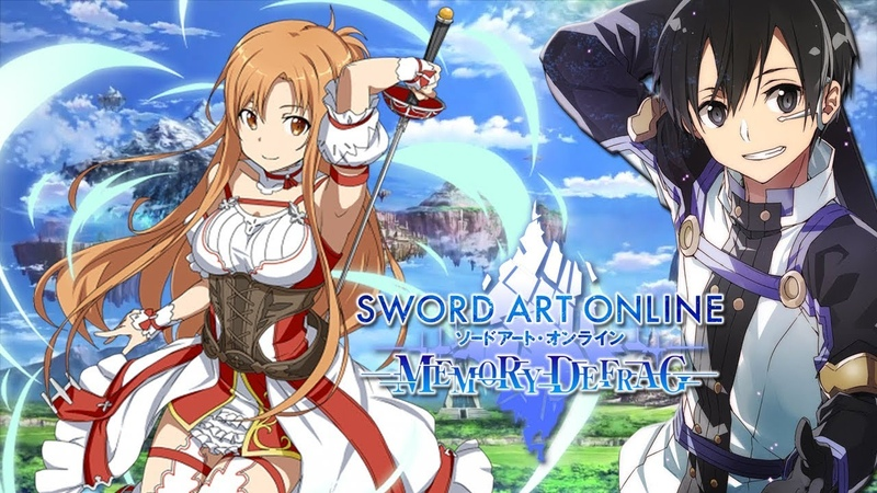 Погружение В Мир Мастера Меча Онлайн | Sword Art Online Memory Defrag