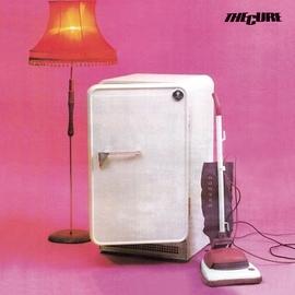 The Cure альбом Three Imaginary Boys