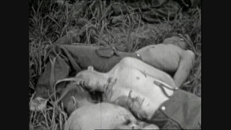 Allied war crimes - murdered German prisoners of war (Russia 1941)