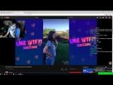 [Реакции Братишкина] Братишкин смотрит: LIKE WTF #43 | Топ Моменты | Выпуск без названия