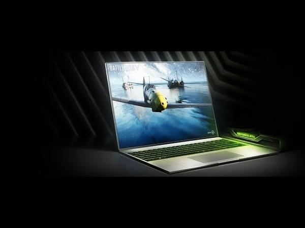 Глава NVIDIA сравнил ноутбуки на базе мобильных чипов RTX с PS4 Pro и консолями следующего поколения