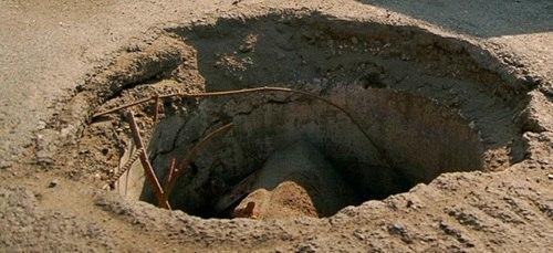 Фото К чему снится яма с кровью