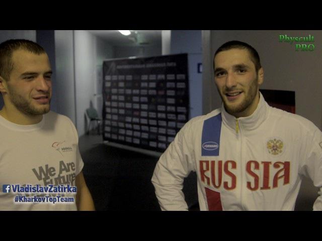 Наби Ашурлаев комментирует бой с Владиславом Затиркой