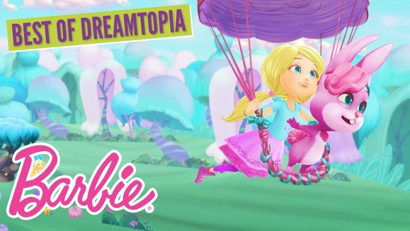 Best of Barbie Dreamtopia Video Compilation | Barbie