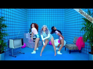 Sparks/Shower - Hilary Duff & Becky G (Mashup)