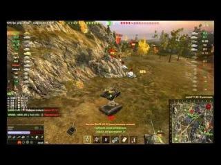 T110E5 Берём война на Карелии.