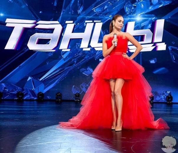 Шикарное платье Ляйсан Утяшевой