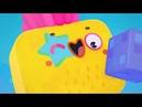 Четверо в кубе - Пой, Жёлтый! - серия 11 - музыкальные мультфильмы для детей