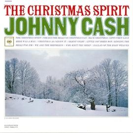 Johnny Cash альбом The Christmas Spirit
