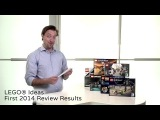 LEGO® Ideas First 2014 Review Results: Announcing LEGO Ideas #009 and #010