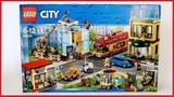 UNBOXING LEGO City 60200 Capital City Construction Toy