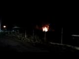 Сгорел дом на Жечева.