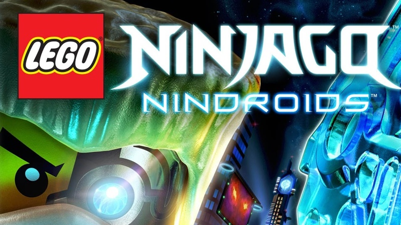 CGR Undertow - LEGO NINJAGO: NINDROIDS review for Nintendo 3DS