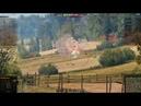 World of Tanks, Игра на танке ELC EVEN 90, Слон и Моська без ХП