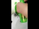 Cách giặt tóc xoăn