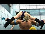 [ryona リョナ] Tekken tag 2 - xiaoyu & anna bearhug