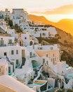 Красота Санторини, Греция