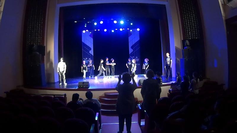 СКК Вместе. Репетиция. Inclusive Dance - 6 МеждуНародный БлагоТворительный Фестиваль.