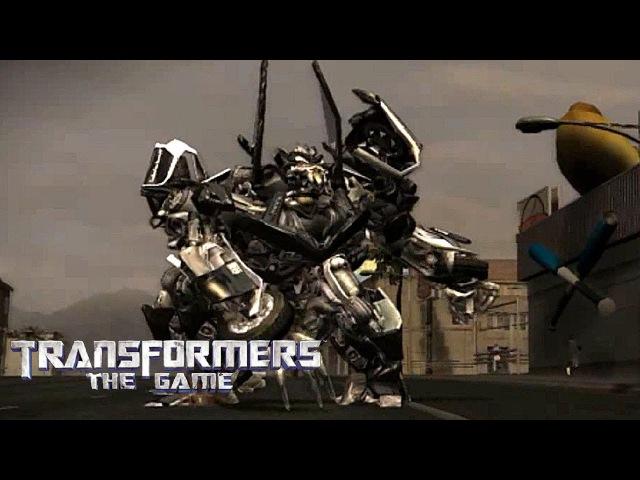 КОП ДЕСИПТИКОН - Transformers The Game 2