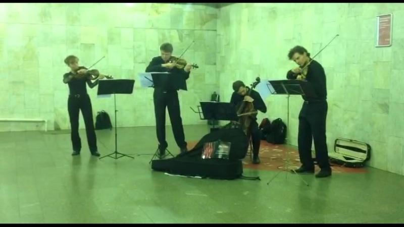 Jenkins. Concerto grosso. Part 1. Аранжировка Сергей Богданов.
