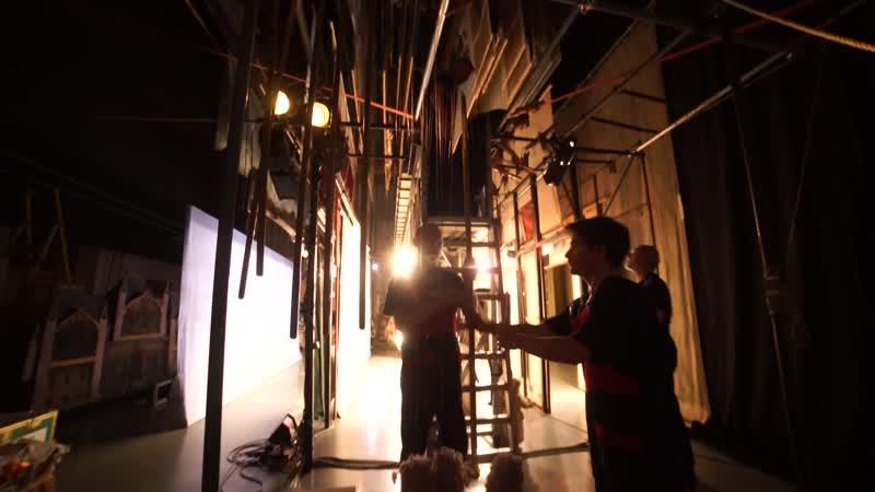 Театр марионеток в Сатке Дни итальянской культуры
