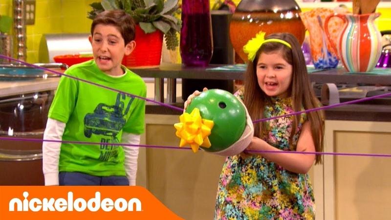 Грозная семейка | 1 сезон 11 серия | Nickelodeon Россия