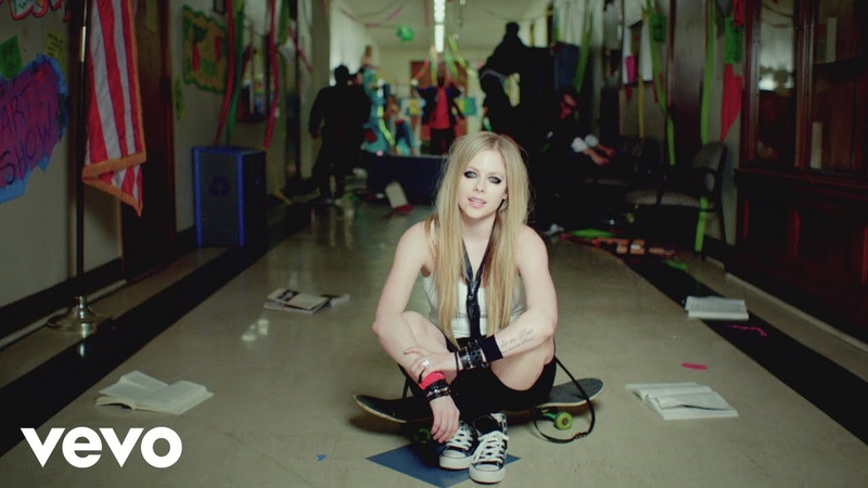 Avril Lavigne - Here's to Never Growing Up (Official Music Video)