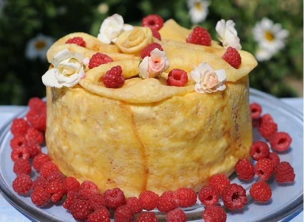 Торт билиный фото