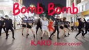 [KPOP IN PUBLIC] INTRO 카드 (KARD) '밤밤(Bomb Bomb)' Dance Cover By JT Crew From VietNam