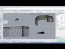 Чиним STL файл Fixed STL MESH in Rhinoceros and Magic