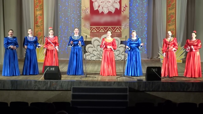 Я птичка - невеличка, Что за песни распевают в хороводах на Руси!