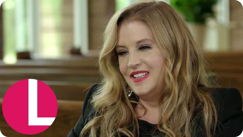 Lisa Marie Says She Felt Elvis Presley's Helping Hand When Recording (Extended Interview)  Lorraine