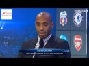 Thierry Henry Gary Neville and Jamie Redknapp analyze Oliver Giroud
