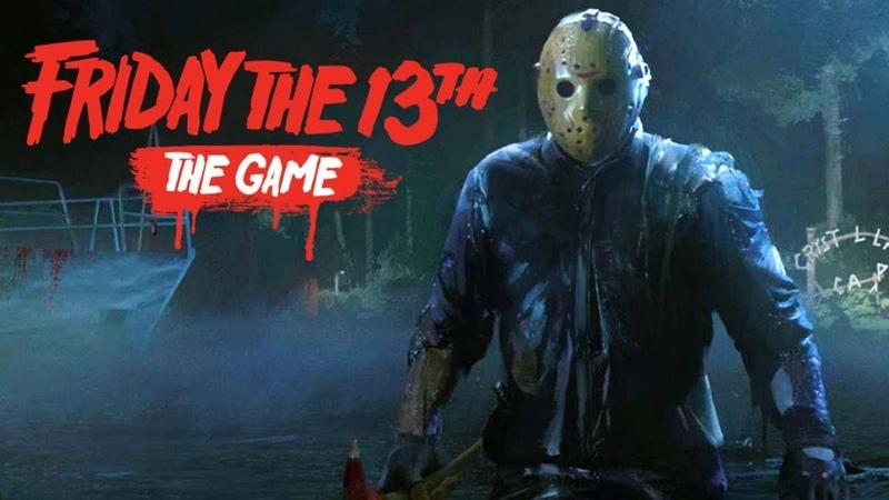 Запись стрима Friday the 13th the game часть 3