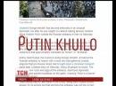 Скандальний вислів Андрія Дещиці під російським посольством став медіа хітом