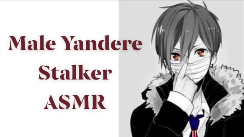 Male Yandere Stalker ASMR (Knife Sounds) (Whispering) (Kidnapping)