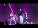 Soy Luna en concierto - Id be crazy - São Paulo Brasil 30_09_2017 19_00