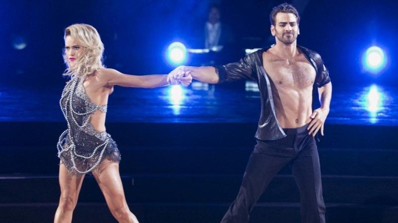 22x01: Nyle Petas Cha Cha - Dancing with the Stars