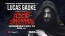 LOCK HORNS Doom Metal Essential Albums debate with Blood Ceremonys Lucas Gadke