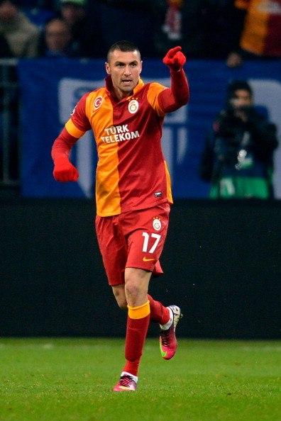 Бурак Йилмаз установил рекорд Лиги чемпионов