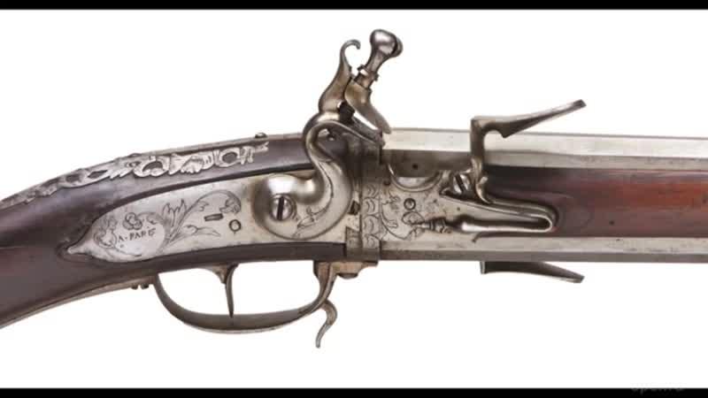 Появление огнестрельного оружия