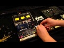 KORG Volca and ms 20 mini beats out in a deep underground cellar dub oLLiLab