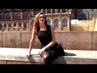 Clarisse [PornMir, ПОРНО ВК, new Porn vk, HD, 1080, Amateur, Brunette, Blowjob, Debut, Facial, Glasses]