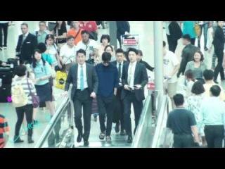 [직캠] Leeminho / 07.04 Incheon Airport by LUCK2