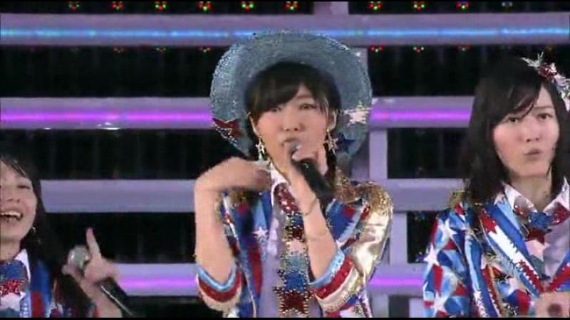 Encore1. Koi Suru Fortune Cookie [AKB48 Summer Dome Tour 2013, Fukuoka, 21.07]