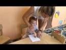 Фрагменты занятий НАРЕЗКА. Детский центр Маленькие Гении г. Севастополь