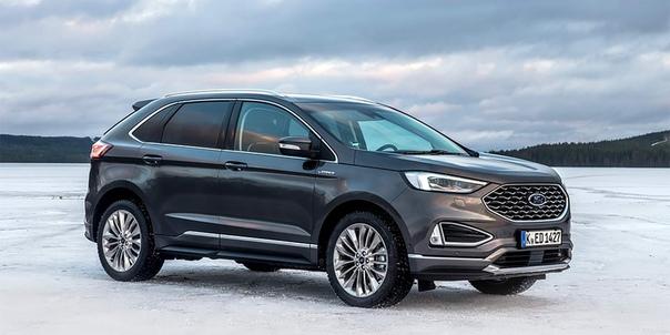 Ford заменит кроссовер Edge семиместной версий uga. Компания Ford собирается заменить кроссовер Edge на европейском рынке семиместной модификацией младшей модели uga следующего поколения. Об