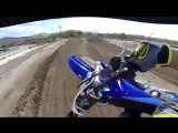 Райан Суррат +Yamaha yz 125 +GoPro Hero 3